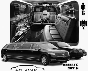 Town Car Limo rental